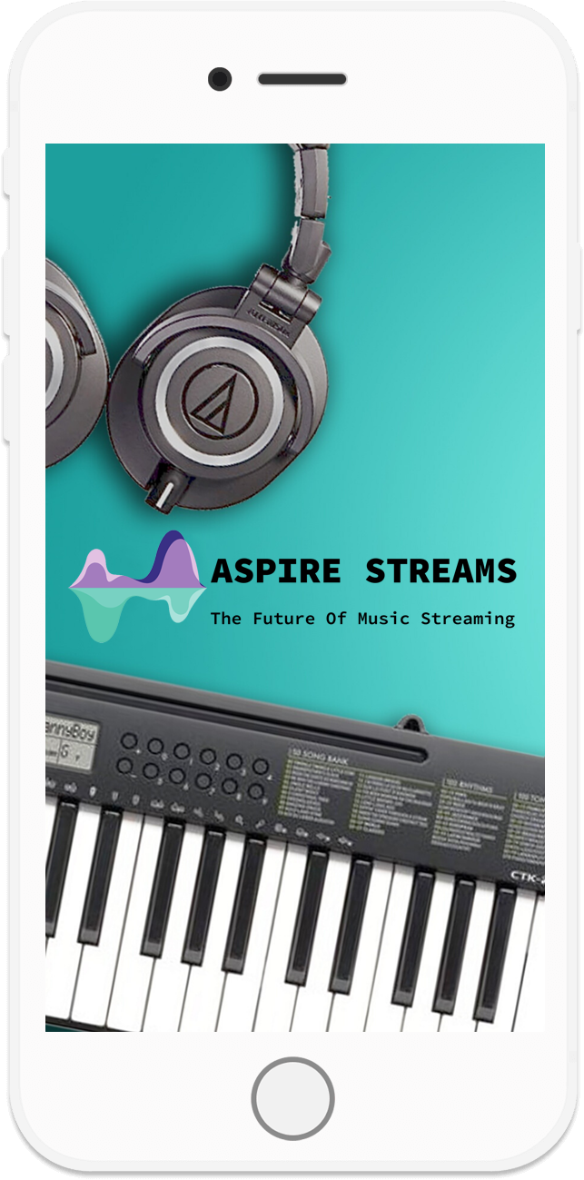 Aspire Streams - the Future Of Music Streaming